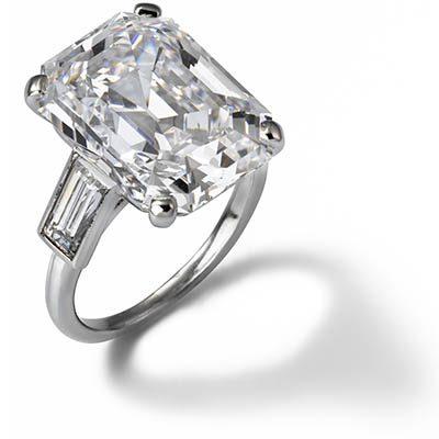 Forskellige diamantformer
