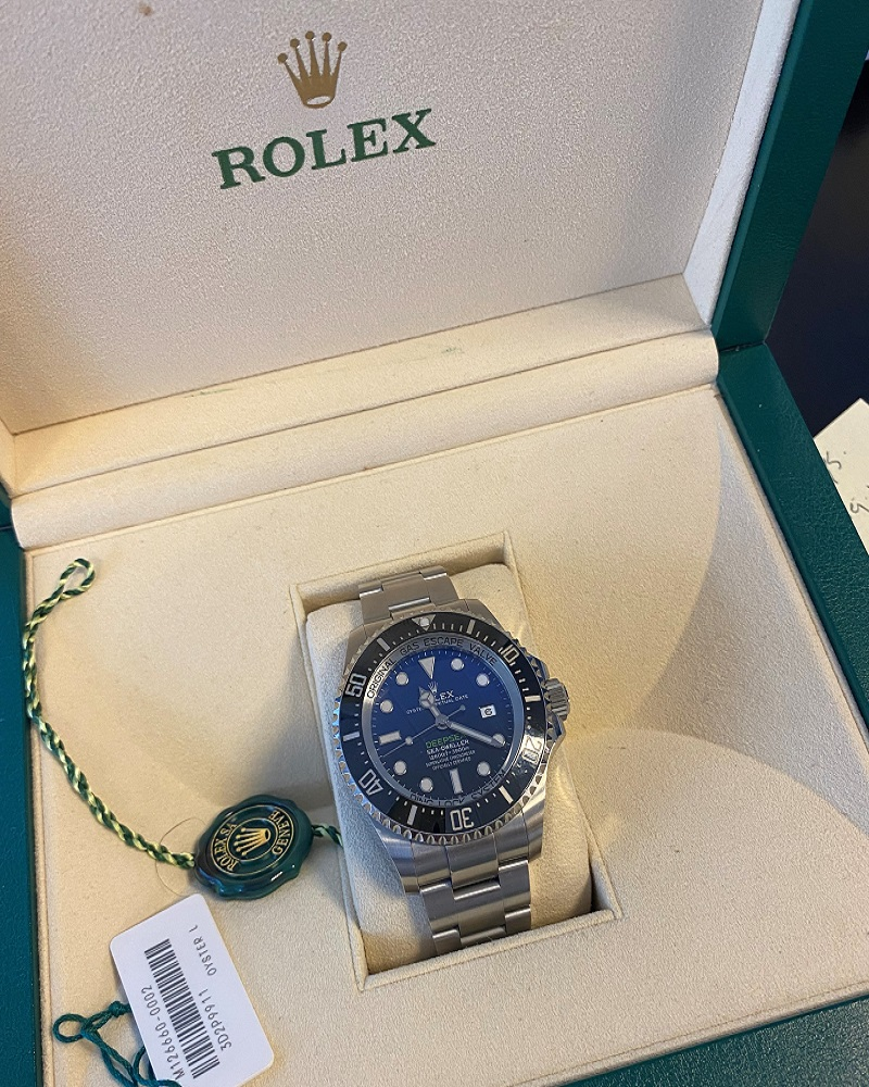 Rolex-deepsea