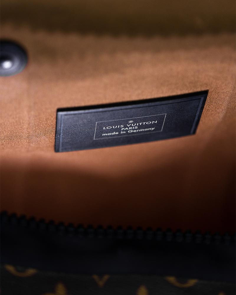 Louis Vuitton PARIS made in Germany