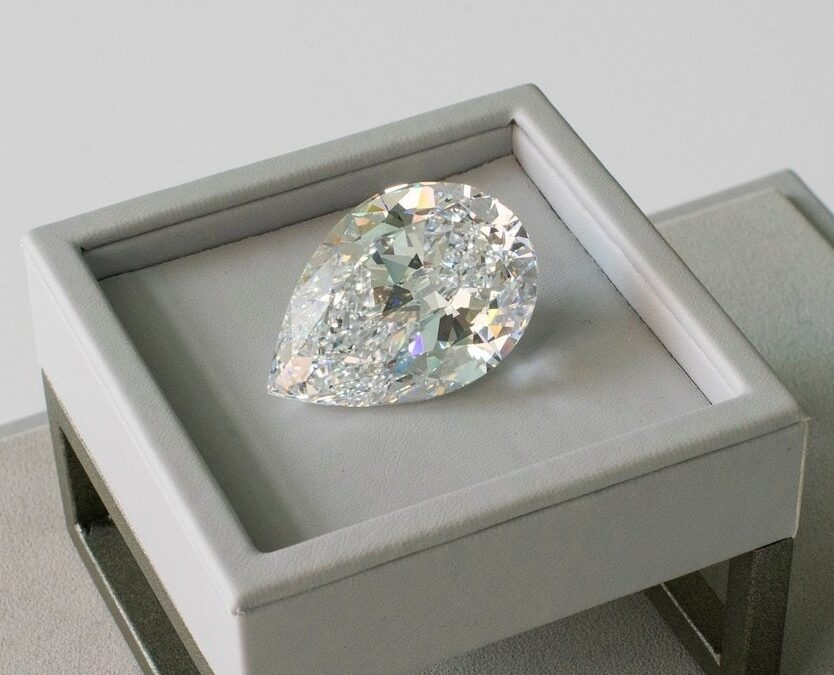 The Key 10138 – Sothesby's accepterer kryptovaluta for sjælden diamant